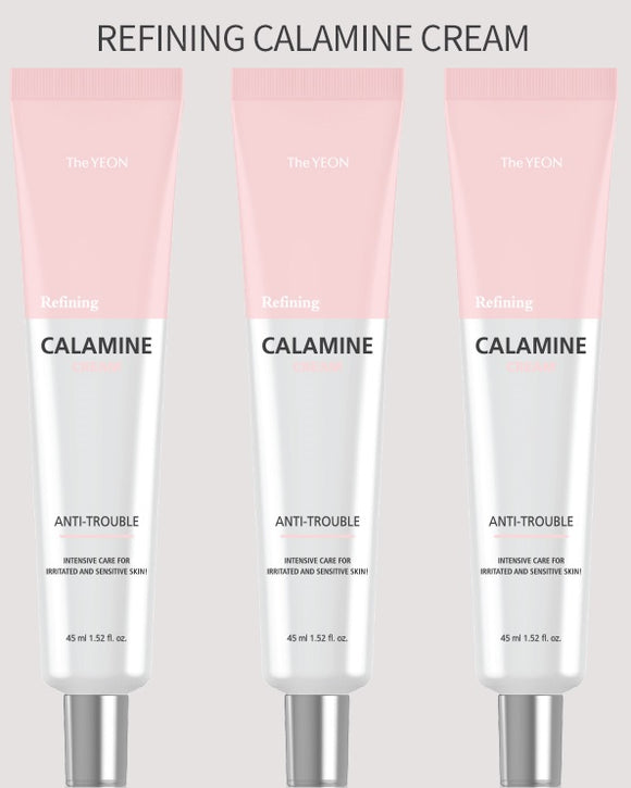 The YEON Refining Calamine Cream