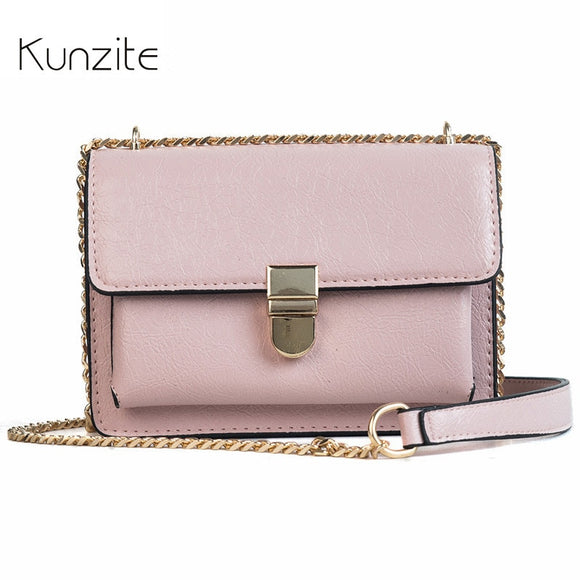 Kunzite Sac A Main Crossbody Bag
