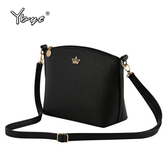 Casual Small Imperial Crown Handbag