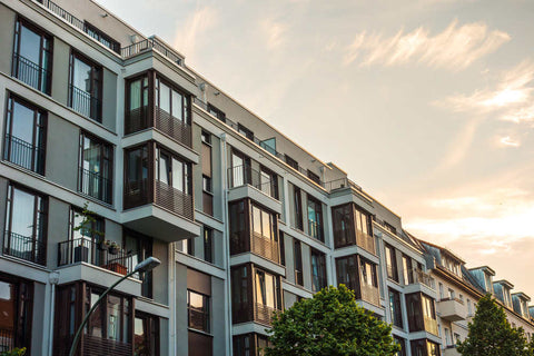 Apartment Complex (Reasons to Consider Apartment Window Replacements)