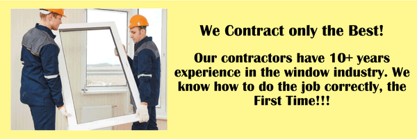 Wintorium Windows and Doors 10+ Years in Contracting