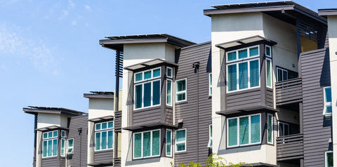 Multi family homes (window requirements and codes)