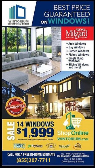 Wintorium windows and doors, windows, replacement windows, new construction, accessory dwelling unit, adu, home improvement, back house, granny flat, real estate
