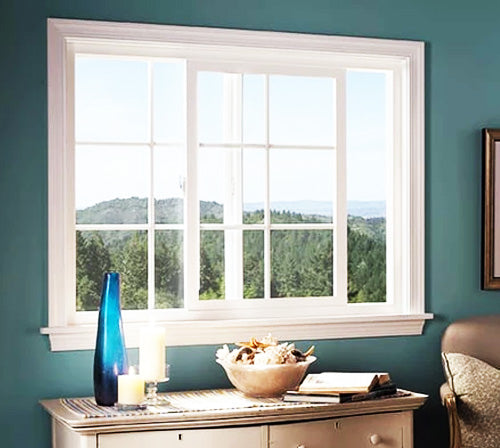 Imperial Frame Sliding Window