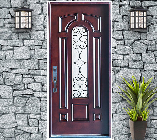 Advancer Inc - Single Composite Door - AR 09 Series