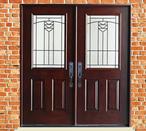 Advancer Inc - Double Composite Door - TD 144 Series