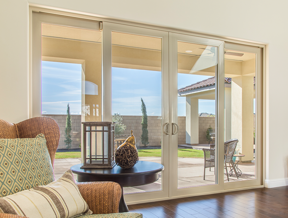 Imperial Frame Sliding Patio Doors OXXO