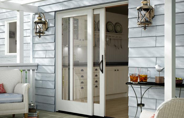 Imperial Frame Sliding Patio Door (XO)