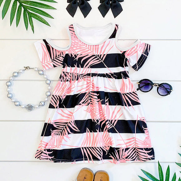 Island Stripes Dress