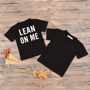 Lean on Me Tees