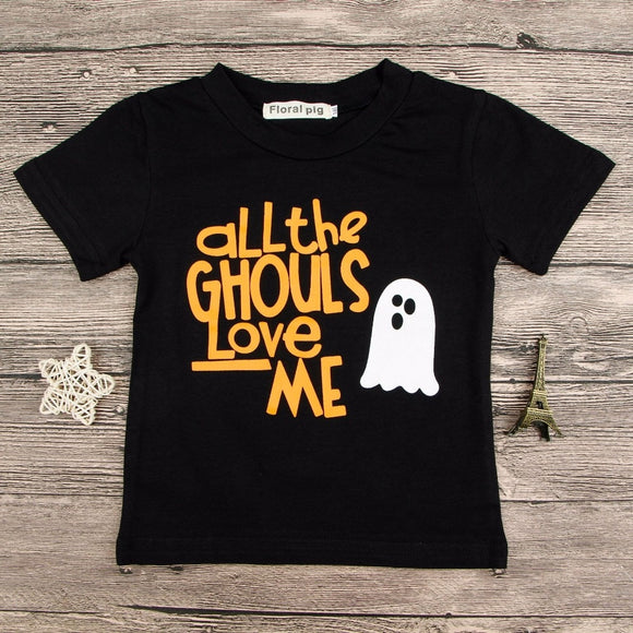 All the Ghouls Tee