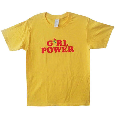 Girl Power Rose Edition Tee