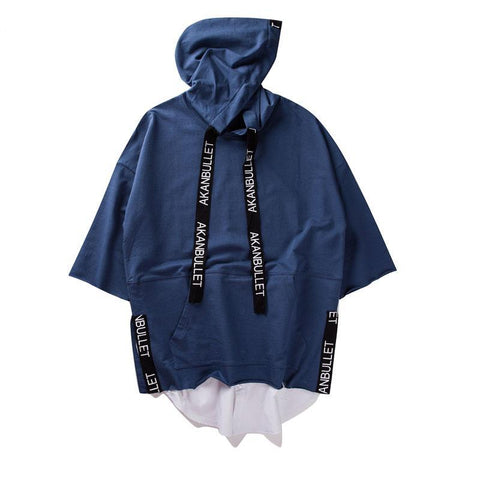 AKANBULLET HOODED SWEAT