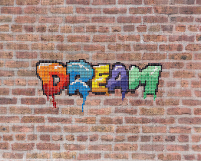 "Graffiti ""Dream"""