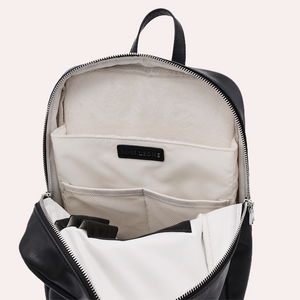 3 in 1 Convertible Backpack Black - Sosi Leone