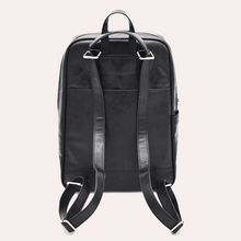 Load image into Gallery viewer, 3 in 1 Convertible Backpack Black - Sosi Leone