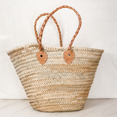French Market Basket Tote