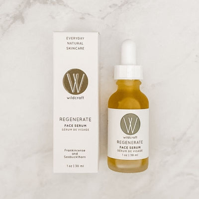 Regenerate Face Serum