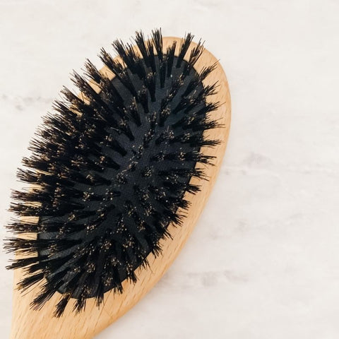 Beech Wood Hair Brush