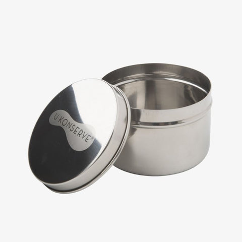Big Mini Stainless Steel Snack Container