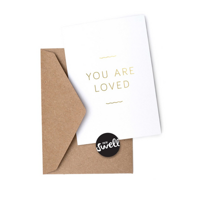 Greeting Card - You Are Loved