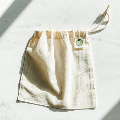 Organic Cotton Snack Pouch