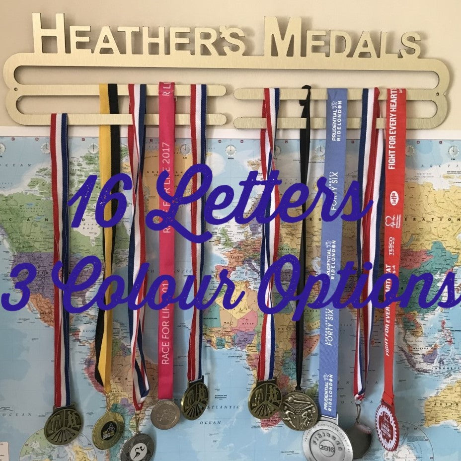 How To Affix Your Medal Hanger In 4 Simple Steps
