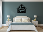 Home Sweet Home Wall Art - Cutting Image
