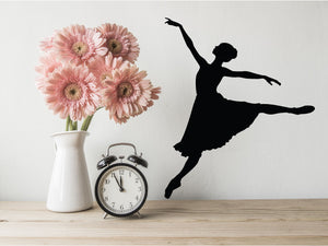 Sticker - Ballerina - Cutting Image