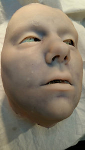 Anna - Silicone Skinned Horror Face Mask