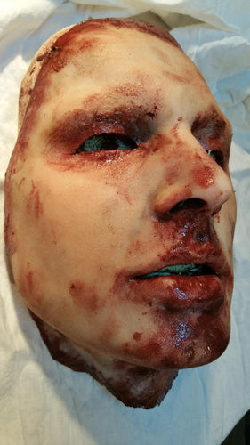 Moody - Silicone Skinned Horror Face Mask