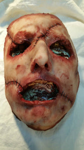 Max - Silicone Skinned Horror Face Mask