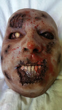 Load image into Gallery viewer, Zombie DeHumanVIII - Silicone Face Mask