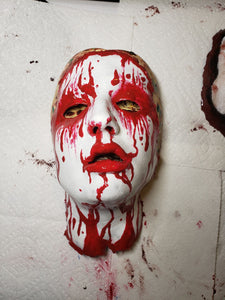 Joanna - Silicone Skinned Horror Face Mask