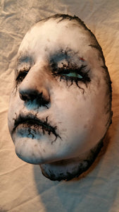 Casey - Silicone Skinned Horror Face Mask