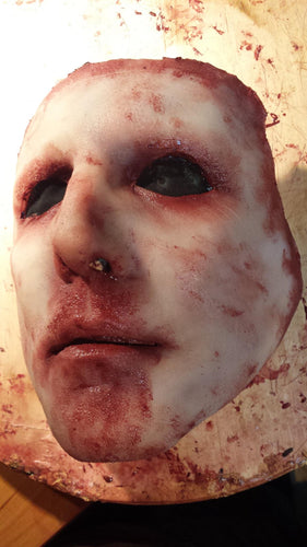 Brian - Silicone Skinned Horror Face Mask