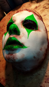 Coryn - Silicone Skinned Horror Face Mask