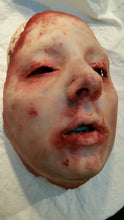 Load image into Gallery viewer, Jessica - Silicone Skinned Horror Face Mask