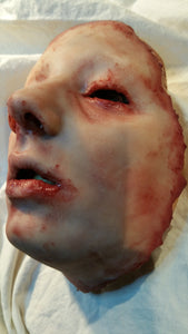 Jessica - Silicone Skinned Horror Face Mask