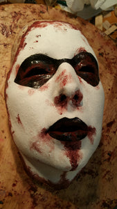 Courtney - Silicone Skinned Horror Face Mask