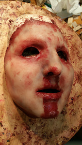 Clara - Silicone Skinned Horror Face Mask