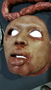 Justin - Silicone Skinned Horror Face Mask