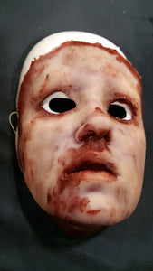 Brooke - Silicone Skinned Horror Face Mask