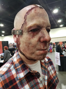 Craig - Silicone Skinned Horror Face Mask
