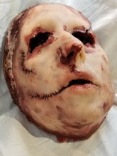 Load image into Gallery viewer, Courtney - Silicone Skinned Horror Face Mask