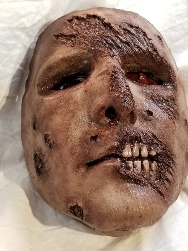 Ready to Ship - Brian Silicone Zombie Mask