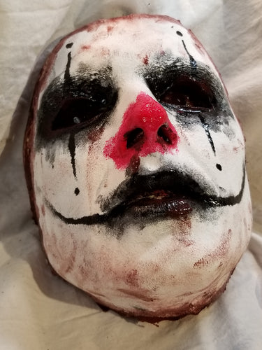 Ready to Ship - Anna Clown Silicone Mask