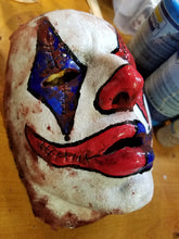 Load image into Gallery viewer, Mask Add On- Clown / Superhero Face Option (Must purchase with a mask)