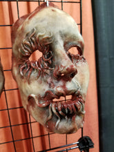 Load image into Gallery viewer, Infested Krystal - Silicone Skinned Horror Face Mask