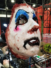 "Load image into Gallery viewer, Ready to Ship - Craig ""Captain Spaulding"" Clown Silicone Mask"
